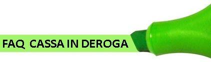 LE FAQ DI REGIONE LOMBARDIA RELATIVE ALLA  CASSA INTEGRAZIONE GUADAGNI IN DEROGA (CIGD)